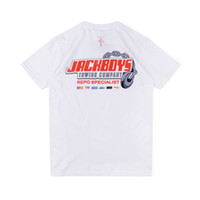 20SS INS Hot Spring Estate American Travis Cactus Jackboys Rrpo TEE Skateboard Mens T Shirt Donne Street Casual Tshirt