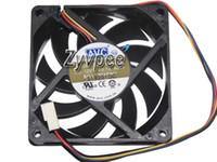 AVC 70x70x15mm DE07015B12U A069 12V 0.7A 7cm 4WIRE CPU Kühler Lüfter