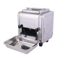 Heißer Verkauf Gewerbe 550W Fleischschneider frisch elektrische Fleischschneidemaschine kleine automatische Fleischschneidemaschine