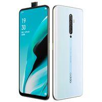 "Original Oppo Reno2 Z 4G LTE Mobiltelefon 8 GB RAM 128 GB ROM Helio P90 Octa Core 48.0mp NFC 4000mAh Android 6,5 ""Am gelöschter Vollbild-Fingerabdruck-ID Gesicht Smart Mobiltelefon"