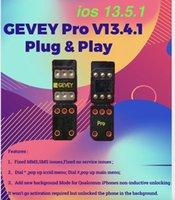 TOP NEW Gevey pro v13.4.1 CYBER + ICCID MODE für iOS 13.5.1 13.6 Unlock perfekt für ip6 6S 7 8 X XS XR XSMAX 11Pro