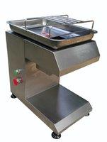 Customized Dicke 110 / 220V alle Edelstahl Frischfleischschneider alle Edelstahl Messer Fleischschneider Fleischschneidemaschine