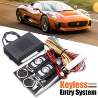 Alarm & Security Universal Car Remote Control Central Kit Door Lock Locking Keyless Entry System