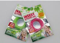 10шт смешивать цвета анти-комаров браслет анти-комаров ошибка вредителей отпугивать запястье браслет от насекомых моцзи держать ошибки