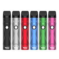 Оригинал Yocan X Pod Kit E Cigarette технология Starter Kits 500mAh испаритель 10s Разогреть VV батарею ППЭС 6 цветов DHL