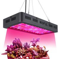أسود بيضاء الجسم 1500 واط أدى تنمو ضوء لمبة كاملة الطيف الكامل للنباتات الداخلية مع الأشعة فوق البنفسجية الأشعة تحت الحمراء 8 العصابات اللون النمو ضوء تركيبات السفينة مجانية فيديكس