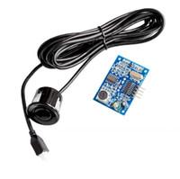 Freeshipping 5 set / lotto Modulo Ultrasonico Impermeabile JSN-SR04T Sensore Trasduttore di Misura di Distanza integrato a Prova di Acqua per