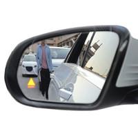 Carro Cego Monitor Monitor de Microondas Estacionamento Sensor de Segurança Condução Sistema de Aviso Assistência para Mercedes Benz X253 W205 W213