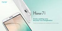 Huawei Honor 7i 4G LTE Cell Phone Snapdragon 616 Octa Core 2GB RAM 16GB Rom أندرويد 5.2 بوصة 13.0 MP بصمات الأصابع الهاتف المحمول