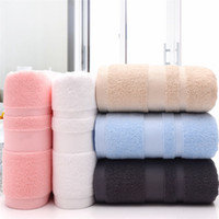 Pure cotton towel with good water absorption, suitable for m...