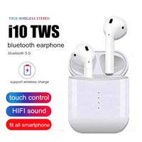 i10 tws i10s tws Bluetooth Earphones Wireless earphone Bluet...