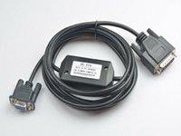PLC programação a cabo PC-TTY para Siemens S5 Series, 6ES5734-1BD20 DB9 Para DB15
