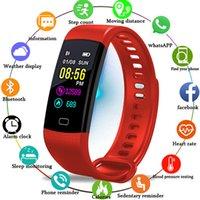 Bangwei intelligente étanche Montre sport hommes et femmes de sommeil Rappel de détection de fréquence cardiaque Podomètre Chargeur USB + BOX LY191213