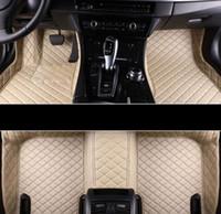 Una soluzione su misura tappetini per auto appositamente per Nissan Qashqai j10 pattuglia Y61 Teana J32 murano x trail T31 Teana J31 juke tappeti moquette accessori