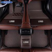 2019 Custom Car Floor Mats For LINCOLN NAVIGATOR MKZ MKS ...
