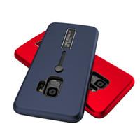 Pour Nokia 9 8 7 6 5 3 2 Haute Qualité TPU Anneau PC Avec Kickstand Antichoc De Protection Cas de Téléphone Couverture Avec Retail Package Livraison Gratuite