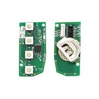 3 + 1/4 Кнопка Модернизированный Складной флип дистанционного смарт-ключа автомобиля 315MHz 4D63 80bits Чип FCC: CWTWB1U331