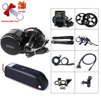 Bafang BBS02B 48V 750W Motor with LCD Display mid motor Conv...