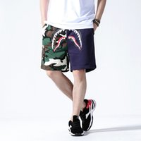2019 Summer Cargo Shorts For Men Slim Fit Baggy Male Short S...