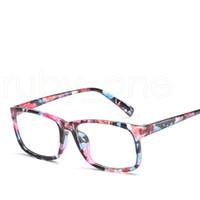 مكافحة الأزرق حماية النظارات الحاسوب نظارات العين إطارات النساء الرجال الرجعية شقة مرآة نظارات إطار نظارات البصرية أدوات RRA1144