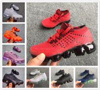 2019 Hochwertige Kinder Sportschuhe Kinder Jungen Basketball Schuhe Kind Huarache Legend Blue Designer Sneakers