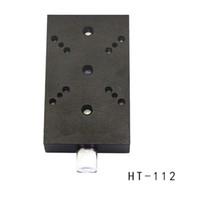 HT-112 Slider ottico, porta-rail ottico 82mm x 50mm