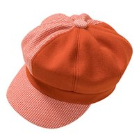 Children Patchwork Classic Retro Style Baby Fashion Cap Todd...