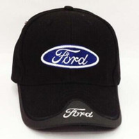 Ford Racing Cap New Fashion Embroidery Solid Baseball Cap Fo...