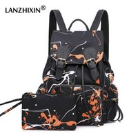 Women Backpacks for Girl Luxury Backpacks Female Nylon Casua...