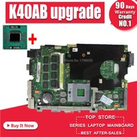 Send T7500 cpu with 2GB RAM For ASUS X5DAF K50AB K50AD K50AF...