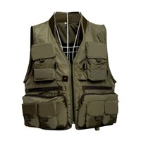 Vests Korean Fishing Vest Quick Dry Fish Vest Breathable Mat...