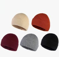 Wool Beanie Caps Sweetheart Unisex Stripe Soft Hats Skull Me...