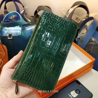 MICAELA Frauen Brieftasche Handtaschen Geldbörsen porte cartes de luxe echtes Geld weibliche Portemonnaie Kupplung Frauen Lederhandtasche Clip bolso portafoglio