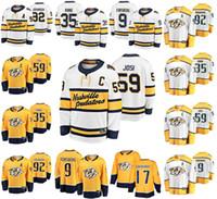Winter Classic Nashville Predators 35 Pekka Rinne 59 Roman Josi 9 Filip Forsberg 92 Ryan Johansen 17 Wayne Simmonds Hockey Jerseys costurado