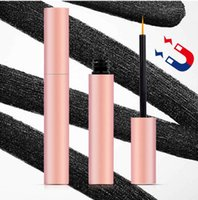 Magnetic Liquid Eyeliner Black Eyeliner Waterproof Liquid Ey...