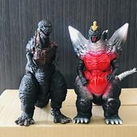 """11.5 """"Uzun Nadir Godzilla Regurceence Shin Godzilla Ultraman Canavarlar Film Koleksiyonu Şekil Oyuncak Hediye Aksiyon Figürü"""