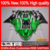 Body For KAWASAKI ZX636 ZX600 ZX- 6R ZX6R 09 10 11 12 33HC. 10...