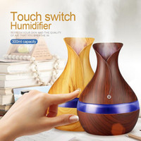 200ml Aroma Essential Oil Diffuser Ultrasonic Air Humidifier...