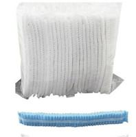 100pcs Microblading Accessori Permanente Trucco monouso Capelli Net Caps cappello sterile per sopracciglio Tattooing