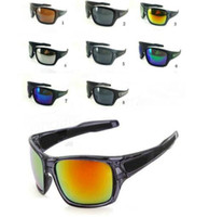 ألوان جديدة للرجال النظارات الشمسية التوربينات النساء في الهواء الطلق الرياضة نظارات شمسية مصمم الشحن المجاني