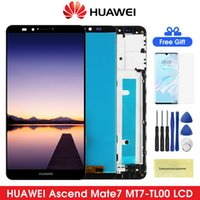 "6. 0"" Lcd Display For Huawei mate 7 LCD With Touch Scree..."
