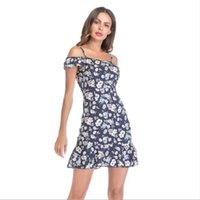 New Arrival Summer Dresses For Women Casual Dresses With Flo...