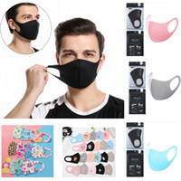 Adult Kids Anti Dust Face Mask Mouth Cover PM2. 5 Anti- dust M...