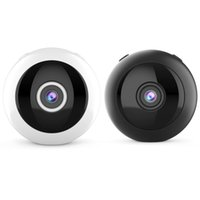 W8 Mini Cámara WiFi HD 1080P Soporte de imán de 150 grados de gran angular Visión nocturna de video Videocámara Detección de movimiento Deportes DVR Seguridad para el hogar Cámara IP