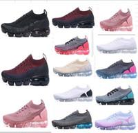 2018 para mujer para hombre Nueva Vaporfly Los zapatos del diseñador de moda 2.0 para hombres mujeres al por mayor del instinto Triple Black entrenador deportivo zapatillas de deporte de los zapatos 36-45 v2