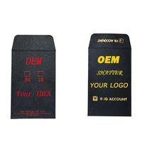 Etichetta personalizzata Estratto di concentrati Semi di concentramento Shatter Packaging Kraft Carta Buste a colori multipli Disponibile EDIbles Buste Buste Biglietti OEM