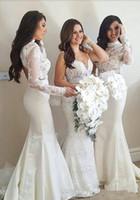 Ключевые слова на русском: High Wee Clace Appliques Slim Mermaid Bridesmaids платья Slim 2020 Новая честь горничных женщин Гостевые вечеринки платья дешевые Vestidos de Bridemaid