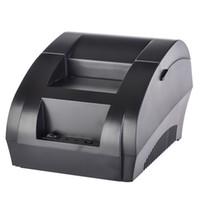 La réception de l'imprimante thermique de bureau de 5890k