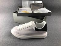 Designer Schuhe 3M Reflective Plattform Velvet Rot Weiß Schwarz Leder Freizeitschuhe für Mädchen-Frauen-Männer Gold Grün flache Turnschuhe Kleid Schuhe