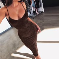 Zanzea Midi Dress Summer Dress 2019 Women Womens Summer Body...